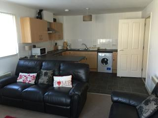 Modern apartment in Dundee centre, private parking