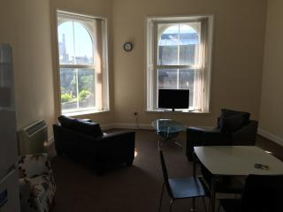 Superb top floor city centre apartment, Dundee