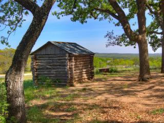 Heart of Texas Ranch - Isaac Millsap House
