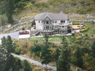 STUNNING MOUNTAINSIDE LOCATION IN VERNON