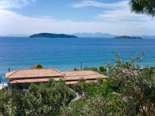 Sea View Villa in Skiathos, Megali Ammos, Ciudad de Skiathos
