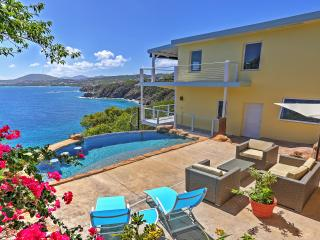 'Sea La Vie' Magnificent 2BR St.Thomas Apartment w/Wifi, Stunning Ocean Views & Infinity Pool - Phenomenal Waterfront Location! Close Proximity to Red Hook & Renowned Beaches!