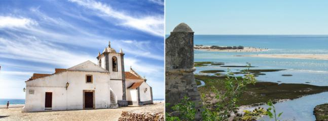 Nearby places - Cacela Velha