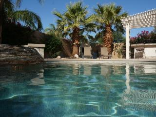 Gated Home with Wonderful Mountain View & Pool/Spa, Palm Springs