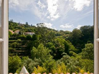SUPERB VIEWS! ROMANTIC CHALET IN SINTRA CENTRE, Sintra