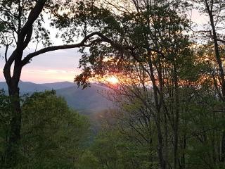 Mountain Sunset Views