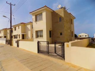 3 Bedroom Seaview Villa in Kapparis, Protaras