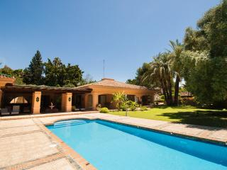 Fantastic villa Aloha/Marbella, perfect 4 families