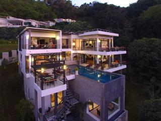 Amazing 6 Bed Fully Staffed Phuket Sea View Villa