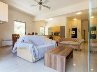 A Luxury 1-bdrm Apt in Vouliagmeni