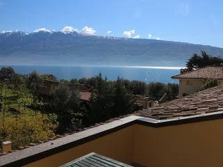 'Altissimo' lake view terrace, Gargnano
