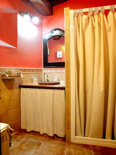 Baño Apartamento Aliso