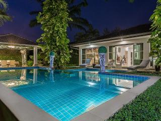 Elegant 4 Bed Bangtao Beach Villa