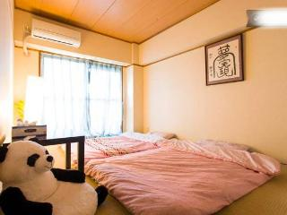 Panda Family Apartment#1 (3min to JR Otsuka stn.), Toshima