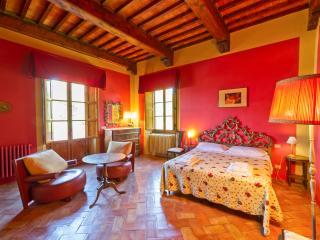 Castello di Pastine - Francigena