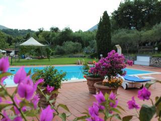 Villa con piscina, Scario