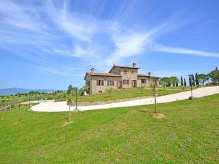 Villa Anita recently reconstructed for family, Cortona
