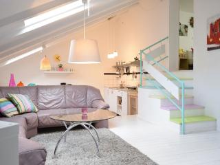 bright and cosy loft in Kreuzberg 9, Berlin
