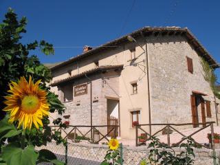 Farmhouse in the Sibillini National Park, Montemonaco