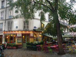 Vivre à Montmartre, Paris