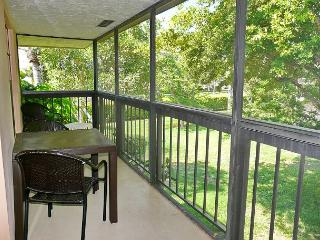 Charming, secluded condo with two heated pools and a short walk to the beach