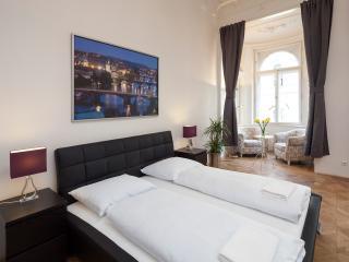 Comfy 2-bedroom apt. V2, 300m from Wenceslas Sq.