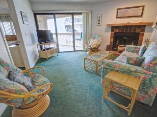 Hibiscus Resort - C202, Ocean View, 2BR/2BTH, 3 Pools, Wifi, Saint Augustine
