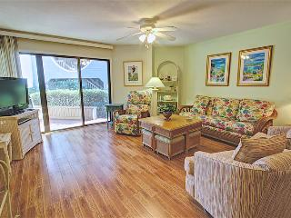 Hibiscus Resort - C102, Oceanview, 2BR/2BTH, 3 Pools, Wifi, Saint Augustine