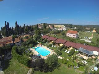 Country Club Bungalows with Pool (BWG3-), Rovinjsko Selo