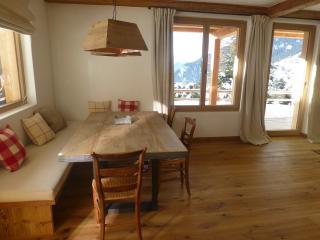 Magnifique appartement neuf, calme et centré, Verbier