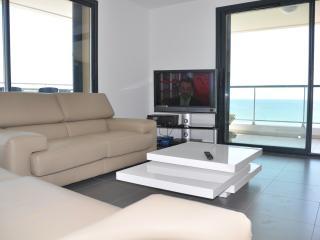 FRONT MER Apt 125 m² 4* TERRASSE PANORAMIQUE 121m², Canet-en-Roussillon