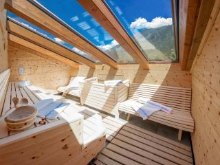 Apart Central: 4SZ FeWo, private Sauna und Dachterrasse, direkt am Schilift