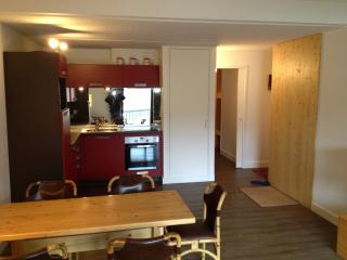 appartement expo sud 54 m2 flaine forum , immeuble, Flaine