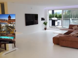 Top appartement mansardé moderne Luzern, Emmen