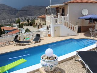 Holiday home at the Costa Blanca with private pool, Orxeta
