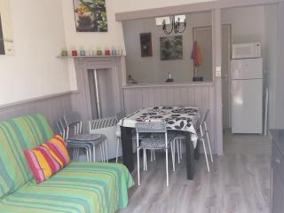 3 bedroom apartment 5 mins from the beaches of Berck
