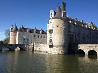 Charmant Appartement dans le Château, Avaray