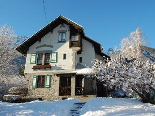 MANSARDA VILLA EDELWEISS, Chamonix