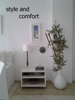 Moderno y confortable.
