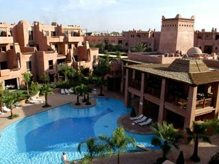 Apartment residence Standing AL QANTARA, Marrakech