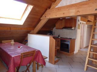 Appartement dans chalet, Serre-Chevalier