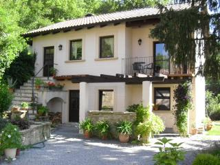 "Casa nel Bosco- Appartement "" Rosa"""