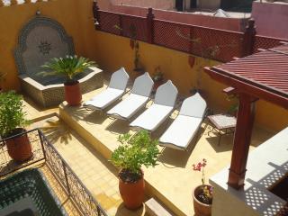 Location de chambres d'hôtes dans Médina Marrakech ou en exclusivité