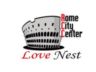 ***LOVE NEST*** BY TERMINI STATION GroundFloor, Rome