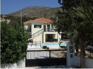 Villa Aristarchos, Psili Ammos