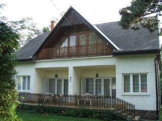 Budatava - Ferienhaus mit drei Appartementen