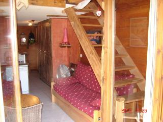 appartement dupleix avec balcon vue plein sud, Les Carroz-d'Araches