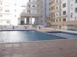 F2 meuble' dans residence avec piscine- Islane 158