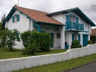 Anglet limite Biarritz maison 4 chambres 8 pers