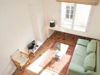 Beautiful Duplex Apt - Quincampoix #1, Le Marais